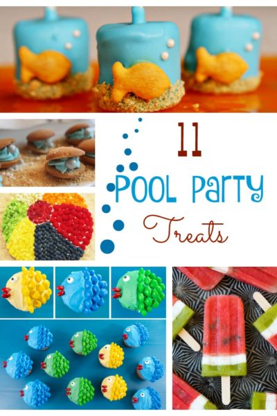11 Pool Party Treats