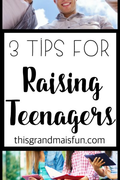 3 Tips for Raising Teenagers