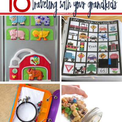 16 Tips to Traveling With Grandkids