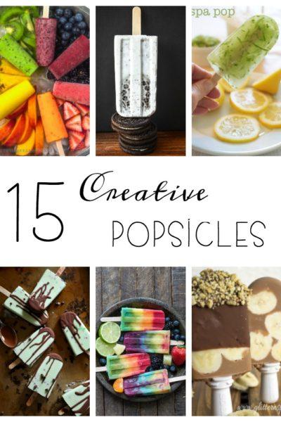 15 Creative Popsicles