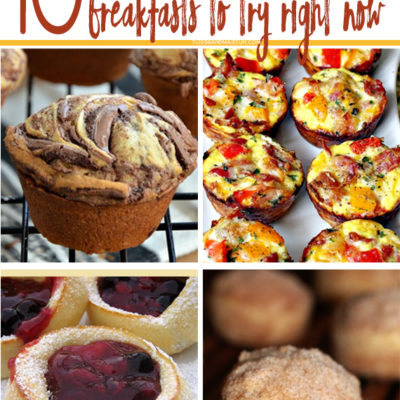 10 Amazing Muffin-Tin Breakfasts To Try Right Now