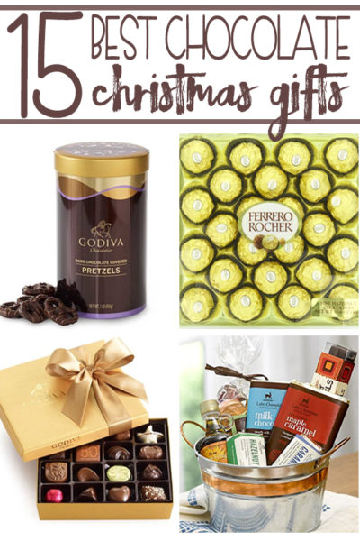 15 Best Chocolate Christmas Gifts