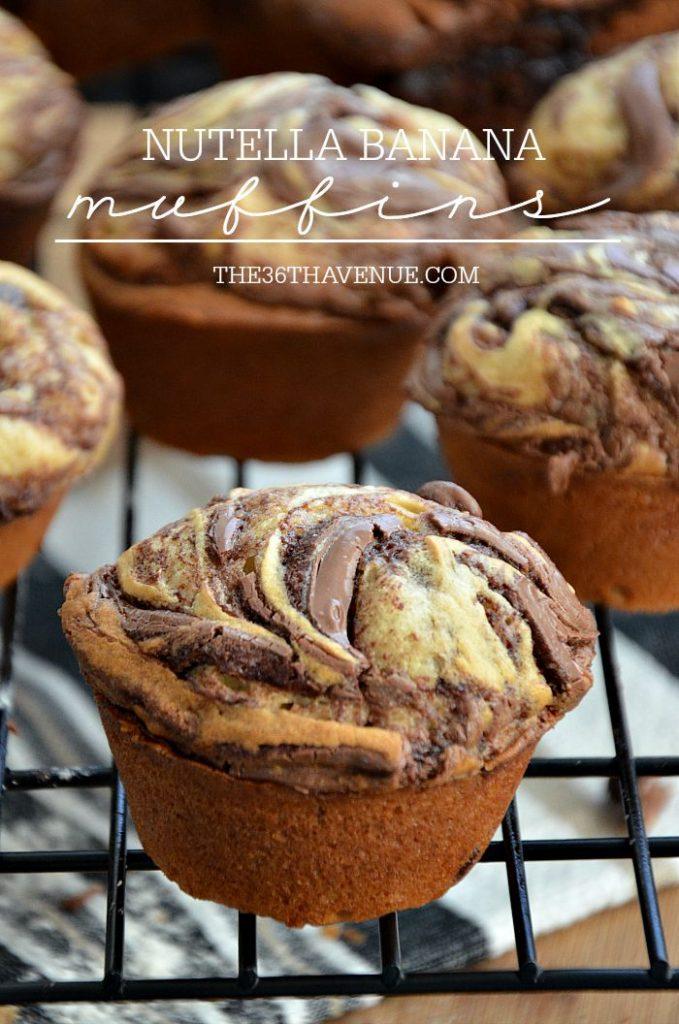 Nutella-Banana-Muffin-Recipe-the36thavenue.com-