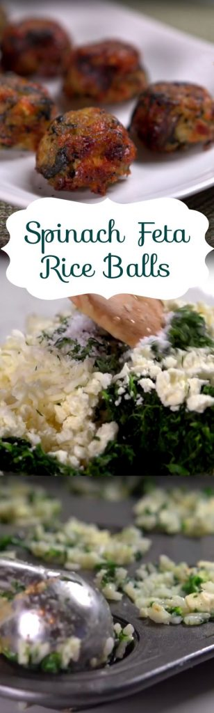 spinach-fetta-rice-ball