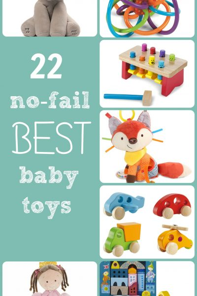 No-Fail Best Baby Toys