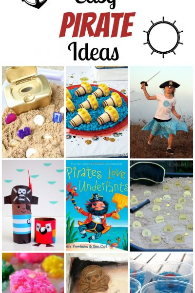 31 Easy Pirate Ideas