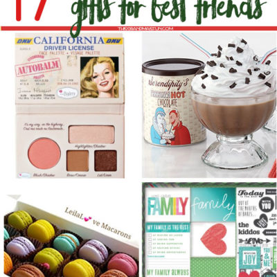 17 Christmas Gifts for Best Friends
