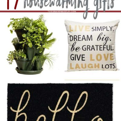 17 Ultimate Housewarming Gifts