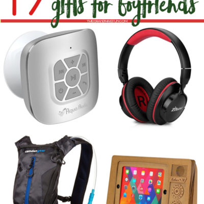 19 Ultimate Christmas Gifts for Boyfriends