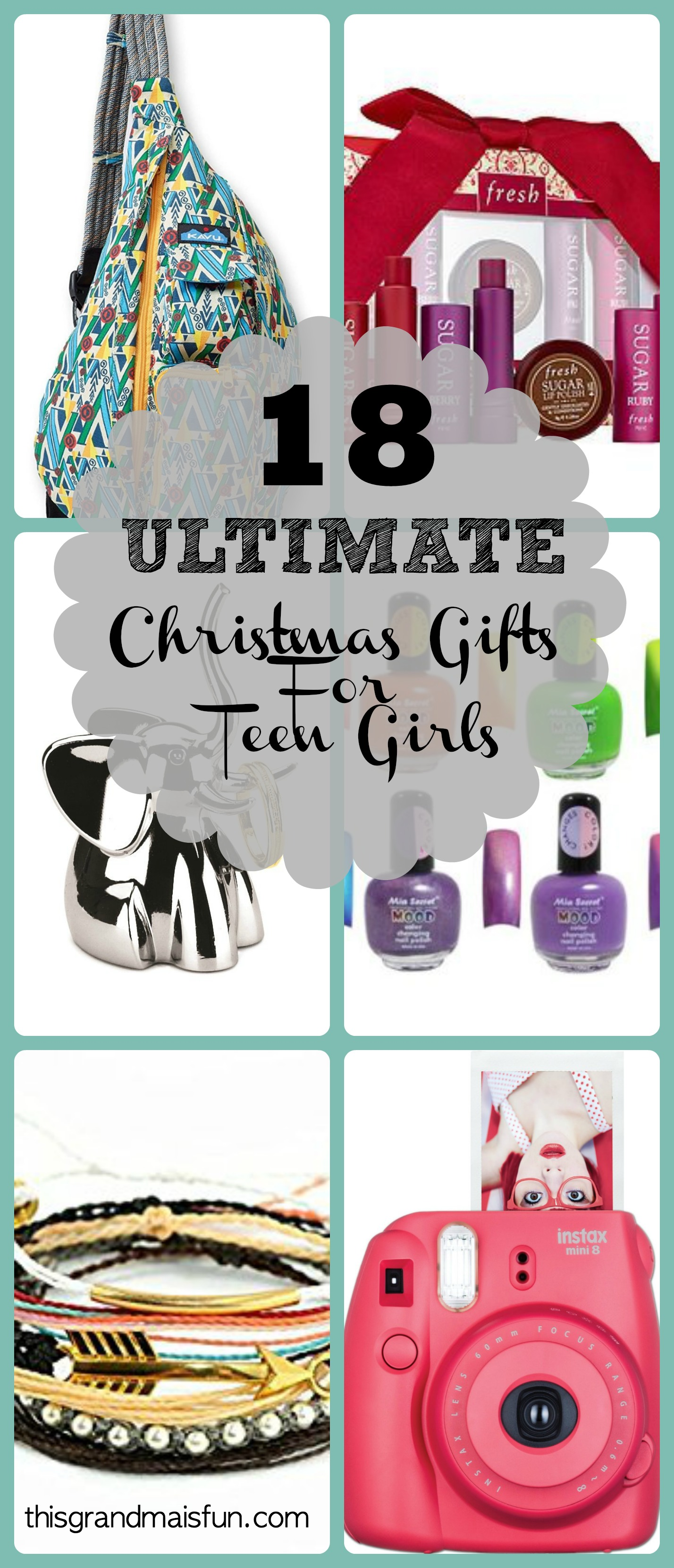 Gift Ideas for Teen Girls |Christmas Stuff For Teen Girl
