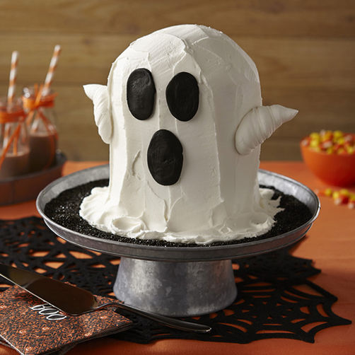 13 Scary Good Halloween Cakes