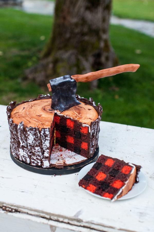Lumberjack-Cake