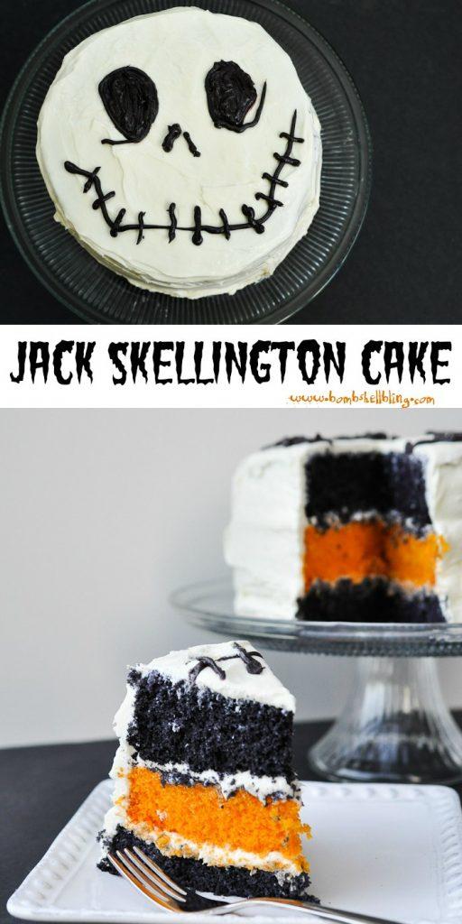 jack-skellington-cake
