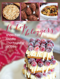 """You Will """"Fall"""" in Love With These Holiday E-book Recipes."""