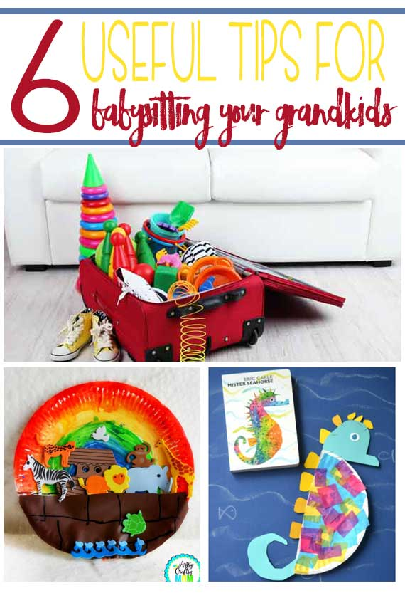 6 Useful Tips For Babysitting Your Grandkids Tgif This