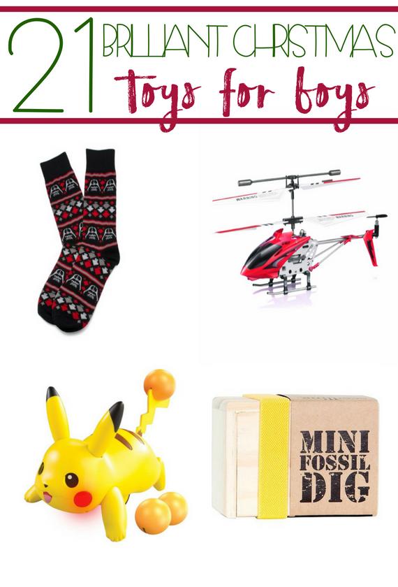 21 Brilliant Christmas Toys For Boys Tgif This Grandma Is Fun