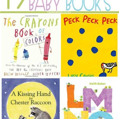 19 Best 1st Year Baby Books