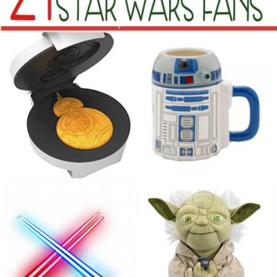 21 Essential Gifts for Star Wars Fans