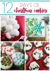 This season is full of snowman building, hot cocoa drinking, and snowball throwing! Here are 12 Days Of Christmas Cookies to bring in the aroma of Christmas and remind you of the best time of the year!