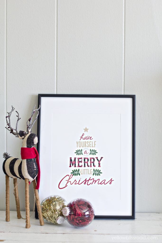 rustic-plaid-have-yourself-a-merry-little-christmas-sign