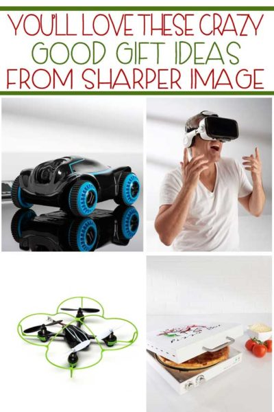You'll Love These Crazy Good Gift Ideas From Sharper Image