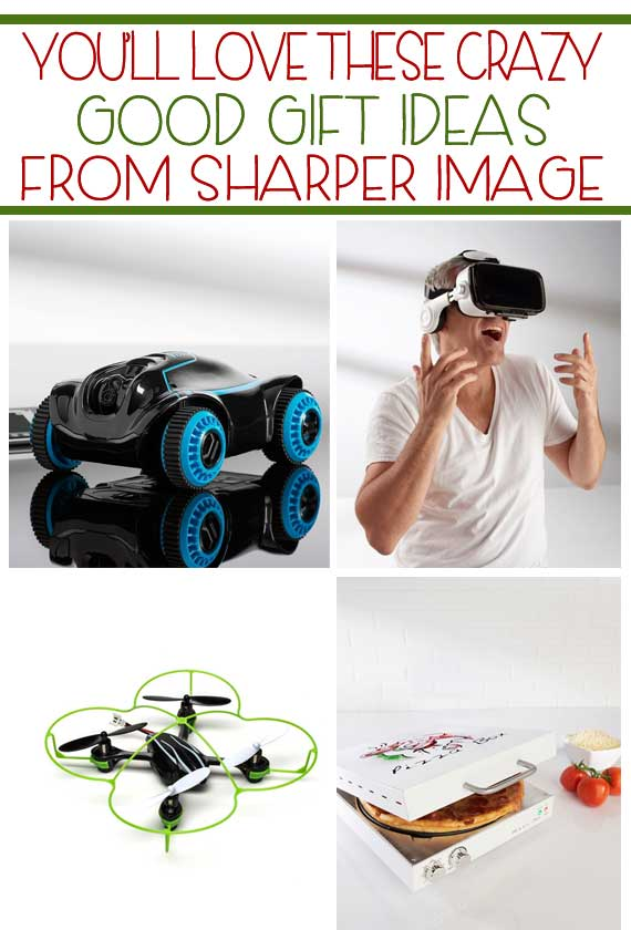 You Ll Love These Crazy Good Gift Ideas From Sharper Image Tgif
