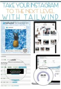 Take Your Instagram To The Next Level With Tailwind