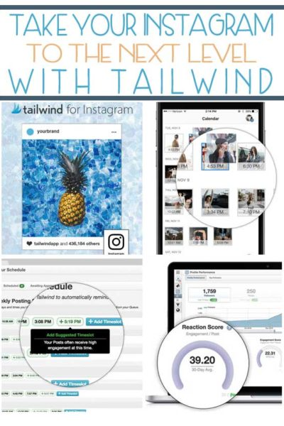 Grow your Instagram fast and easy with Tailwind's tool kit. Start now for free!
