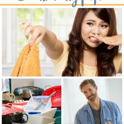 5 Tips For Living With Messy People