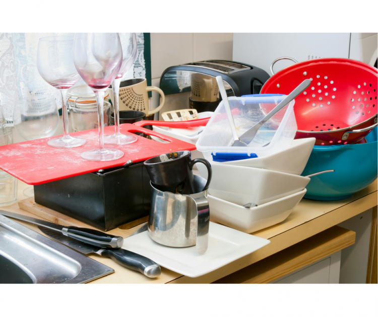 Quick article with 5 Tips for Living with messy people. From compromising to patience, we dive into how you can help your loved one improve.