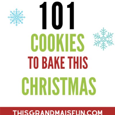 101 Cookies to Bake this Christmas
