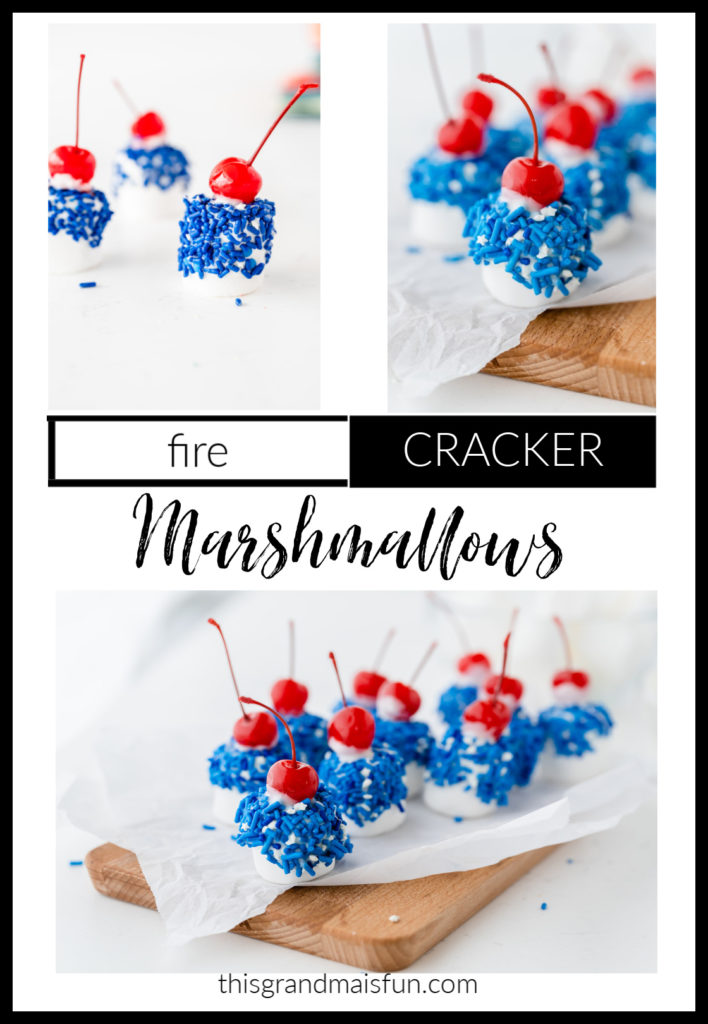 Firecracker Marshmallows