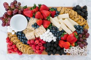 Charcuterie Snack Tray for kids