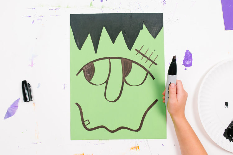 Monster Canvas