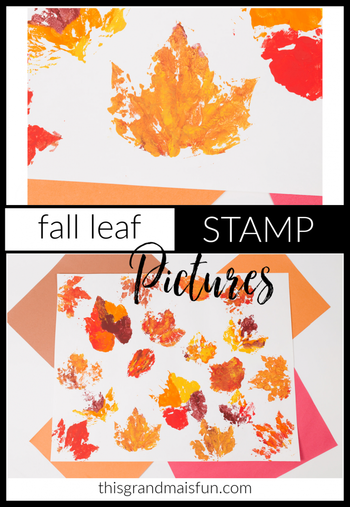 Fall Leaf Stamp