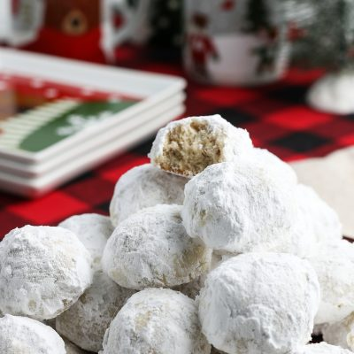 Snowball Cookies Recipe