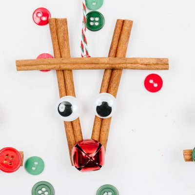 Cinnamon Stick Ornaments