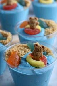 Pudding Sand Cups