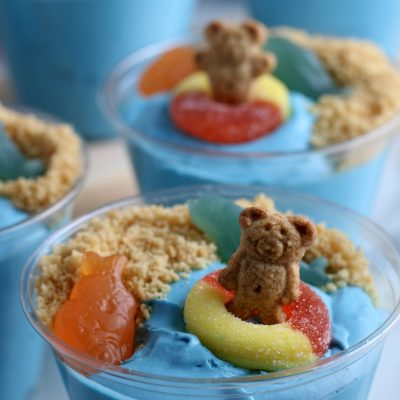 Pudding Sand Cups Recipe