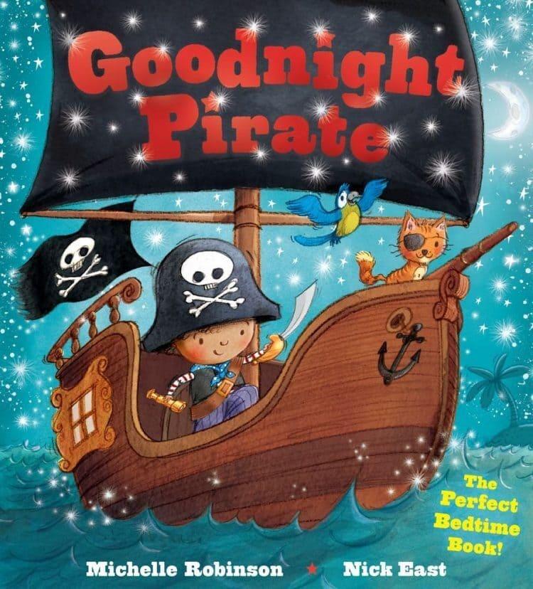 Goodnight Pirate Book